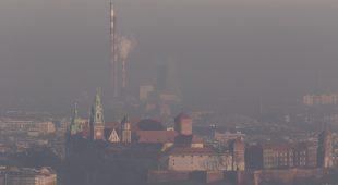 Wstrzymajmy oddech! Dziś kiepskie warunki w całym Krakowie