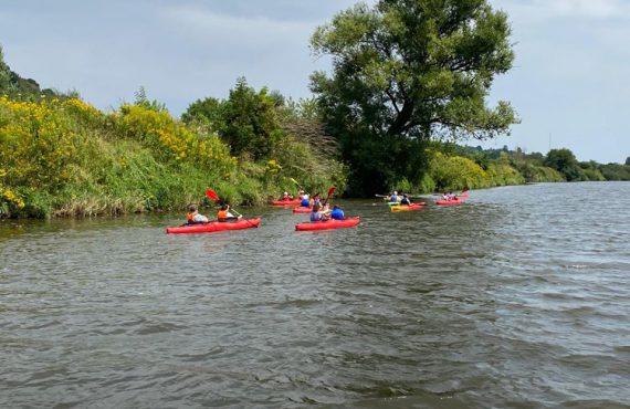 Osoby z niepełnosprawnościami 15 sierpnia posprzątały rzeki w Krakowie