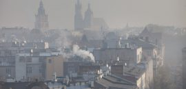 AGH z innowacyjną metodą walki ze smogiem. Wynalazek już w fazie badawczej