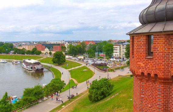 """""""Tomorrow is Green"""", czyli Kraków walczy o tytuł Zielonej Stolicy Europy 2023"""