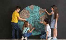 Jak nauczyć dzieci być eko w Krakowie?