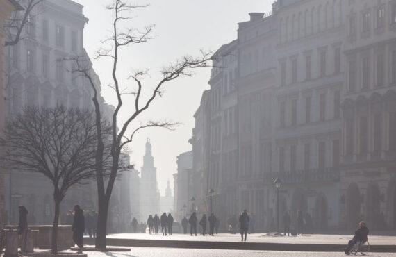 Zanieczyszczenia Krakowa – najważniejsze powody złej jakości powietrza w mieście