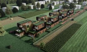 Grupa VERSO – firma, która wie jak zaprojektować domy w zgodzie z naturą