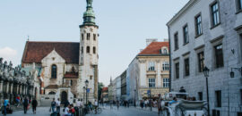 Gdzie nie można wjechać samochodem w Krakowie?